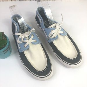 Sperry Top-Sider Mens Lace Up Boat Shoes